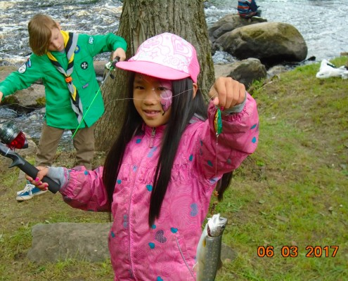 Fête de la pêche 2017